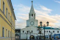 kazan Κρεμλίνο Στοκ Εικόνα
