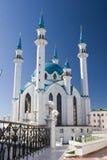 kazan μουσουλμανικό τέμενος μιναρών qolsharif Στοκ φωτογραφία με δικαίωμα ελεύθερης χρήσης