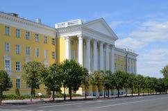 Kazan (περιοχή του Βόλγα) ομοσπονδιακό πανεπιστημιακό, χημικό σώμα Στοκ φωτογραφίες με δικαίωμα ελεύθερης χρήσης