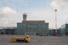 Kazan, Ρωσία - 19 Ιουλίου 2018: Αεροσταθμός σύνθετος στοκ φωτογραφία με δικαίωμα ελεύθερης χρήσης