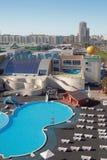 Kazan, Ρωσία - 26 Μαΐου 2018: Riviera aquapark στην πόλη Στοκ Φωτογραφία