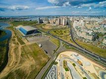 Kazan χώρος, 2016 Στοκ εικόνες με δικαίωμα ελεύθερης χρήσης