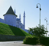 Kazan. City landscape of capital of republic Tatarstan Stock Image