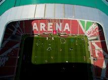 Kazan Arena, 2016. Kazan Sport Palace .Sport Arena. is a sport stadium in the Kazan, capital of Tatarstan in Russia Stock Photos