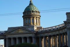 Kazan Cathedral churches Stock Photo