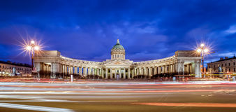 Kazan Cathedral, Saint Petersburg Royalty Free Stock Image