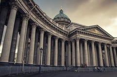 Kazan Cathedral, Saint Petersburg Royalty Free Stock Images