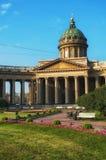 Kazan Cathedral, Saint Petersburg Stock Image