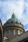 Kazan Cathedral, St. Petersburg Royalty Free Stock Image