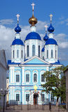 Kazan Cathedral in Tambov, Russia Stock Images