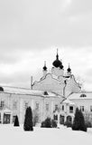 Kazan church of the Nicholas Ugreshsky Monastery Royalty Free Stock Image