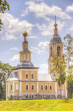 Kazan Church Uglich Stock Photography