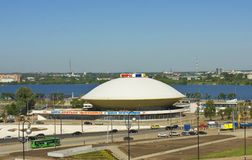 Kazan, circus Royalty Free Stock Photo