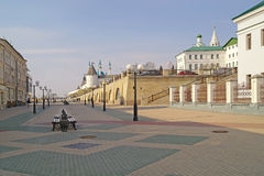 Kazan, cityscape Royalty Free Stock Photography