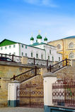 Kazan. Complex of  friary monastery Stock Image