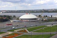 Kazan cyrk Zdjęcia Stock