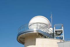 Kazan, Fédération de Russie - août 2017 : le planétarium de l'université fédérale de Kazan baptisée du nom d'A a r images stock