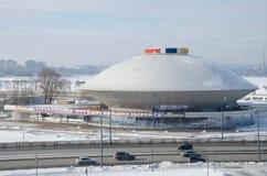Kazan het circus van de staat Stock Foto's