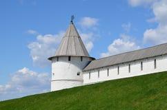 Kazan het Kremlin royalty-vrije stock foto's