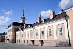Kazan het Kremlin, Rusland Royalty-vrije Stock Foto's
