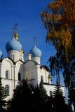 Kazan het Kremlin, Kazan Rusia royalty-vrije stock afbeelding