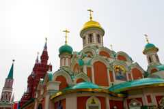 Kazan Kathedraal Royalty-vrije Stock Fotografie