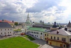kazan Kreml Zdjęcia Royalty Free