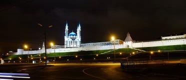 Kazan Kremlin, Kazan Russia. The Kazan Kremlin Казанский Кремль, is the chief historic citadel of Tatarstan royalty free stock photo