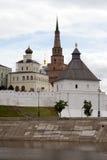 Kazan. Kremlin Fotos de Stock Royalty Free