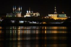 Kazan Kremlin Stock Photo