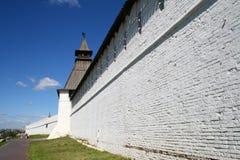 kazan kremlin Arkivbilder