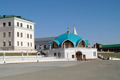 Kazan. Kremlin Royalty Free Stock Photo