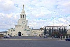 Kazan Kremlin Fotografie Stock