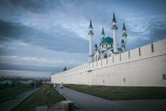 kazan kremlin Arkivfoto
