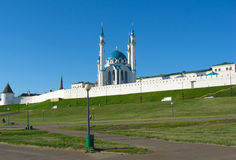 kazan kremlin Royaltyfri Foto