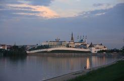 Kazan Kremlin. Image stock