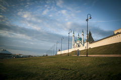 Kazan Kremlin Royalty Free Stock Photography