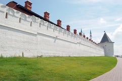 The Kazan Kremlin Royalty Free Stock Photo