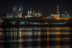 Kazan Kremlin Royalty Free Stock Images