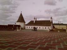Kazan Kremlin Royalty Free Stock Photo
