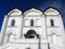 kazan kremlin 19th för domkyrkaårhundrade för annunciation 17 kharkov för stad landmark ukraine royaltyfri foto