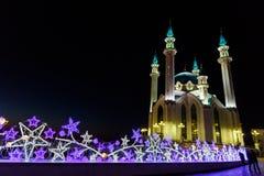 kazan kul μουσουλμανικό τέμενο&si Στοκ εικόνες με δικαίωμα ελεύθερης χρήσης
