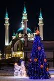 kazan kul μουσουλμανικό τέμενο&si Στοκ φωτογραφία με δικαίωμα ελεύθερης χρήσης