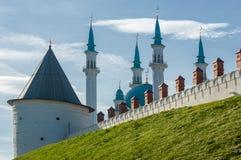 kazan kul meczetu sharif Rosja Obraz Royalty Free