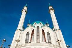 kazan kul meczetu sharif Rosja Zdjęcie Royalty Free