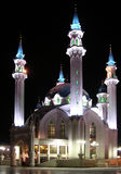 Kazan, mesquita de Kul Sharif Fotos de Stock Royalty Free