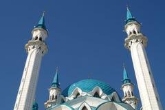 Kazan, mosque Qolsharif Royalty Free Stock Photos