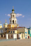 Kazan, Nicholas Church Stock Image