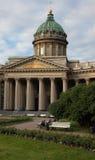 Kazan Orthodox Cathedral. Saint-Petersburg, Russia Stock Image