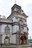 Kazan, Rússia - 25 de março 2017 Museu Nacional da república de Tartaristão na rua do Kremlin Imagens de Stock Royalty Free
